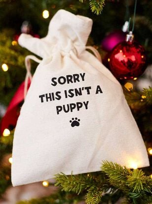 Sorry Isn't a Puppy Gift Bag - Altar'd State