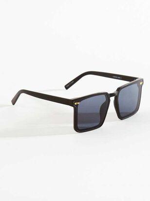 Kelsey Sunglasses - Black - Altar'd State