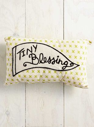 Tullabee Tiny Blessing Pillow - Altar'd State