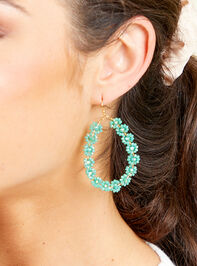 Stellan Earrings - Aqua Detail 3 - Altar'd State