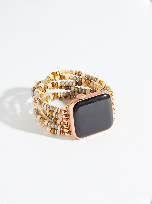 Natural Stone Smart Watch Band - Altar'd State