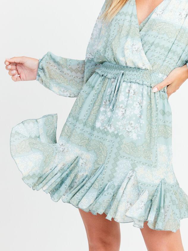 Olivia Dress Detail 4 - Altar'd State