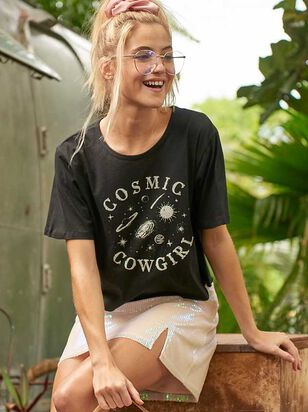 Cosmic Cowgirl Top - Altar'd State