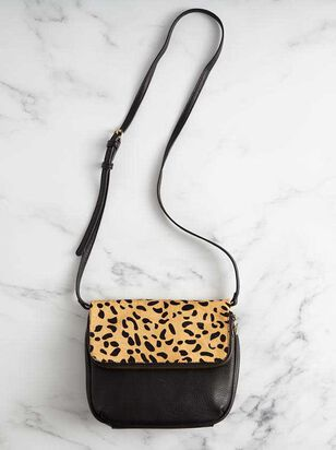Two Tone Leopard Purse - Altar'd State