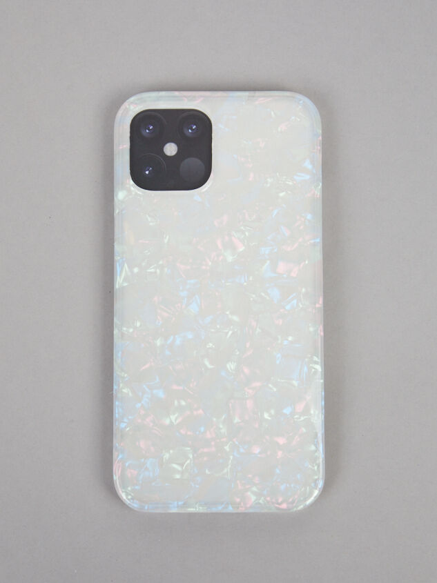 Green Shimmer iPhone 12/12  Pro Case - Altar'd State