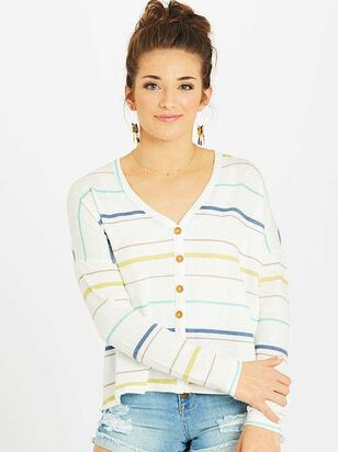 Aubry Cardigan Top - Altar'd State