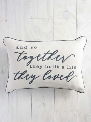 Life They Love Pillow - Altar'd State