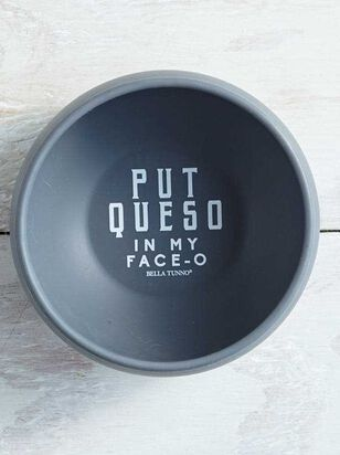 Queso In My Face-o Suction Plate - Altar'd State