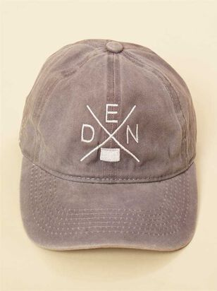 Across Denver Distressed Baseball Hat - Altar'd State