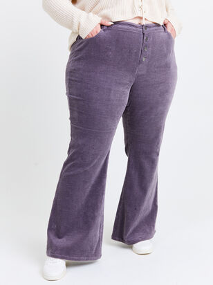 Oaklyn Corduroy Flares - Altar'd State