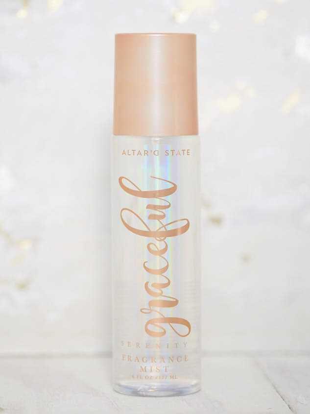 Graceful Serenity Fragrance Mist - Altar'd State