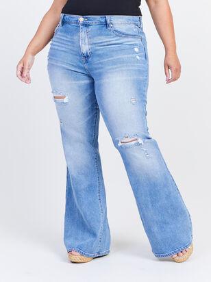 Galveston Flare Jeans - Altar'd State