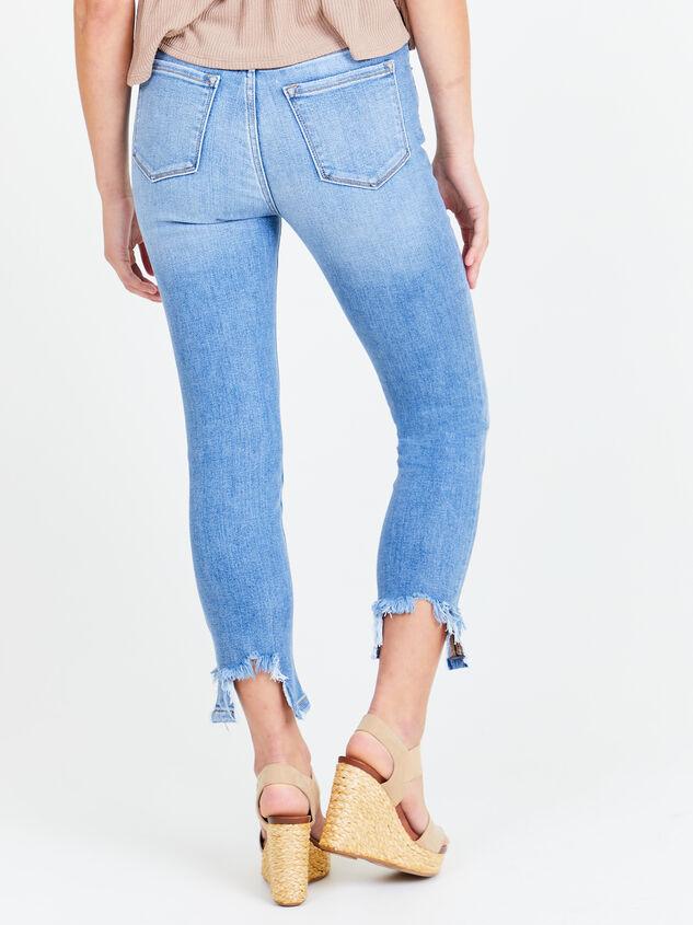 Lola Skinny Jeans Detail 2 - Altar'd State