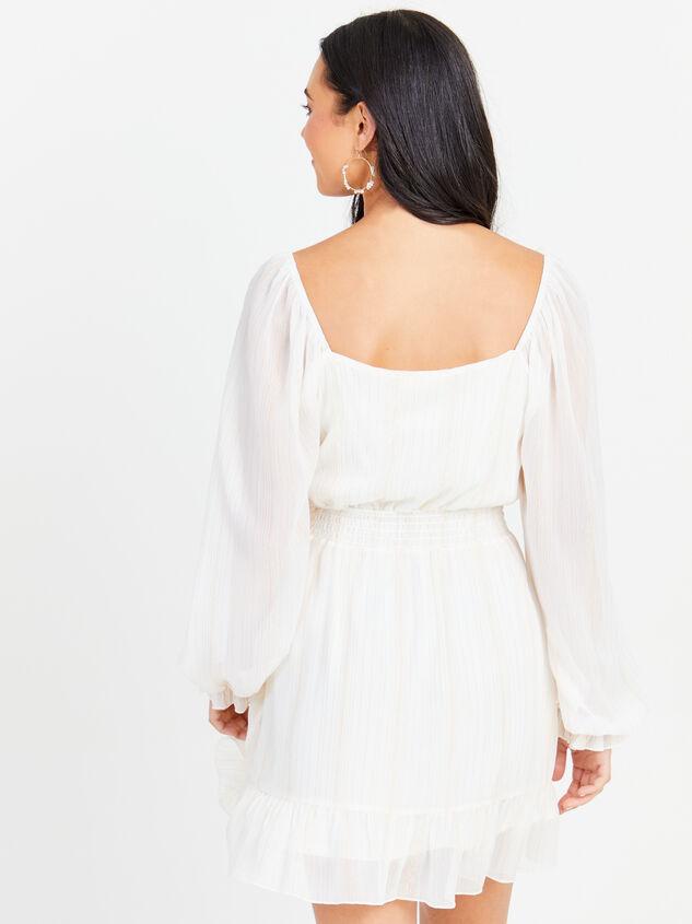 Jamie Dress Detail 3 - Altar'd State