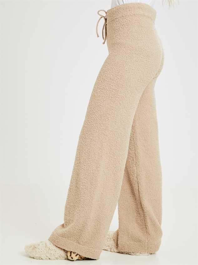 Marissa Lounge Pants Detail 4 - Altar'd State