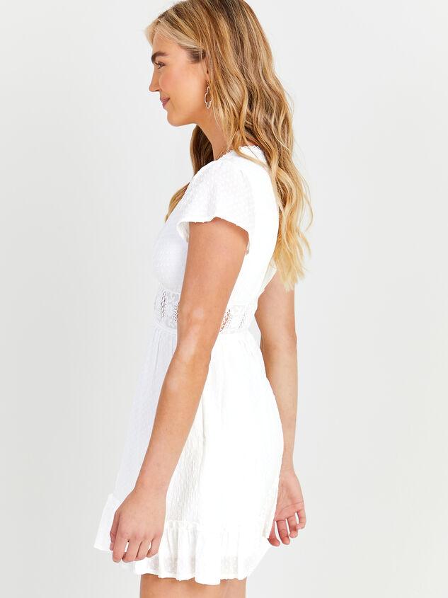 Quinnie Dress Detail 3 - Altar'd State