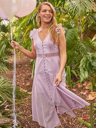 Leena Midi Dress - Altar'd State