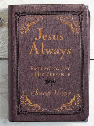 Jesus Always Devotional - Altar'd State