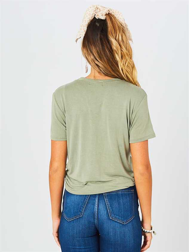 This Girl Loves Weekends Top Detail 3 - Altar'd State