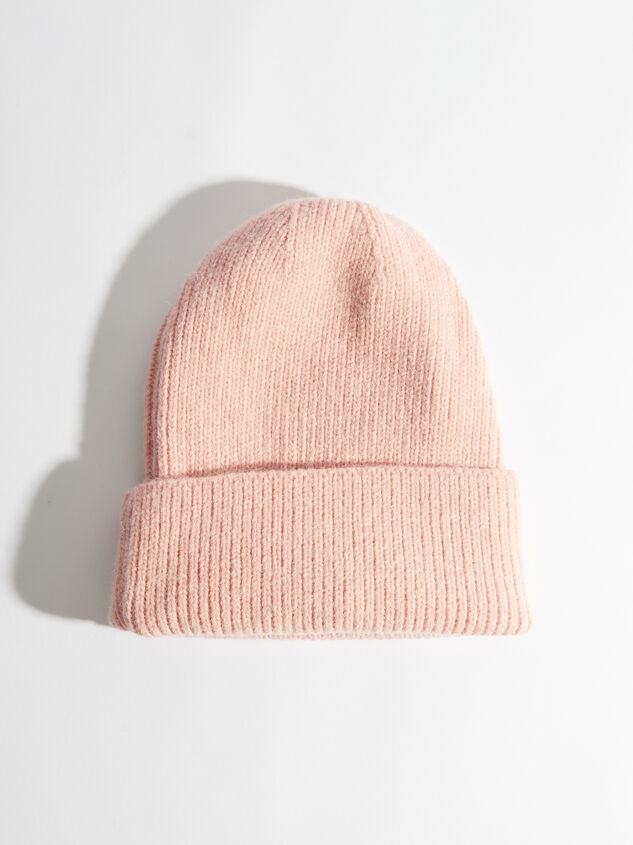 Simple Knit Beanie - Altar'd State