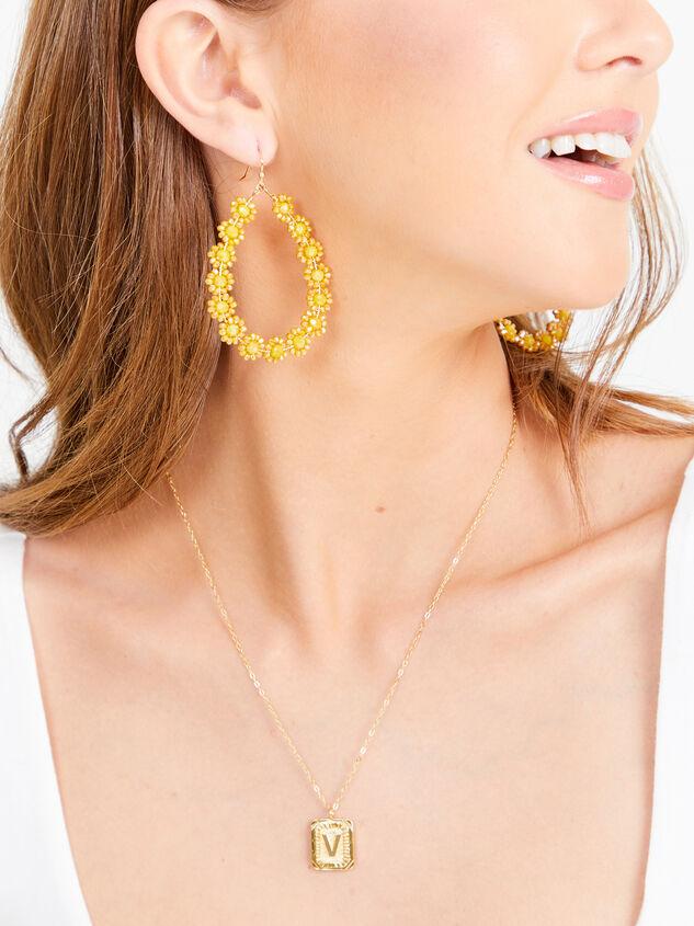 Stellan Earrings Detail 2 - Altar'd State