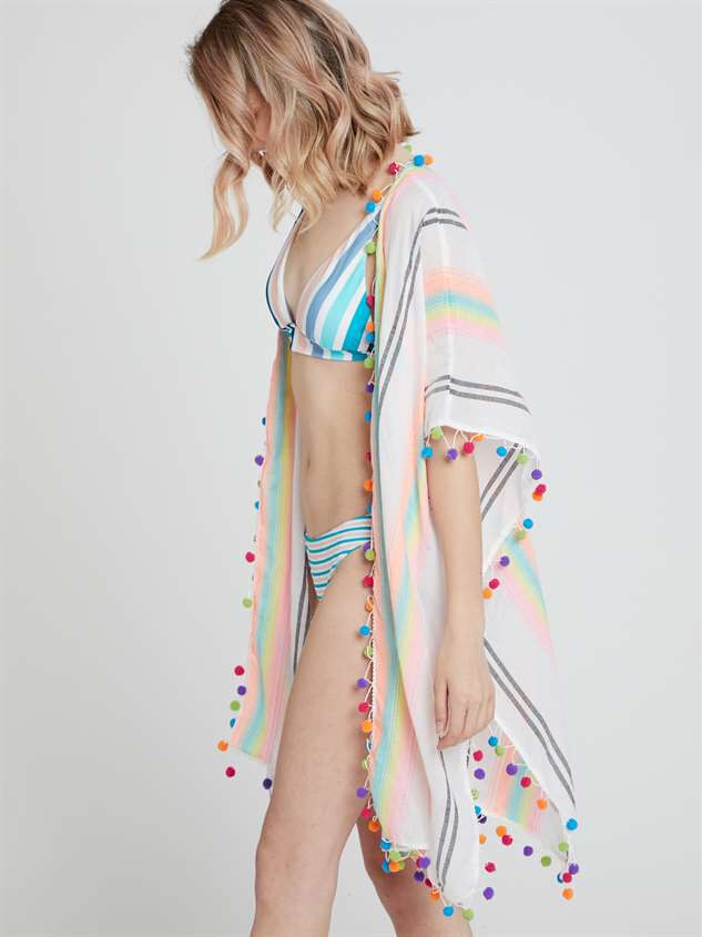 Folly Swim Cover Up Detail 2 - Altar'd State