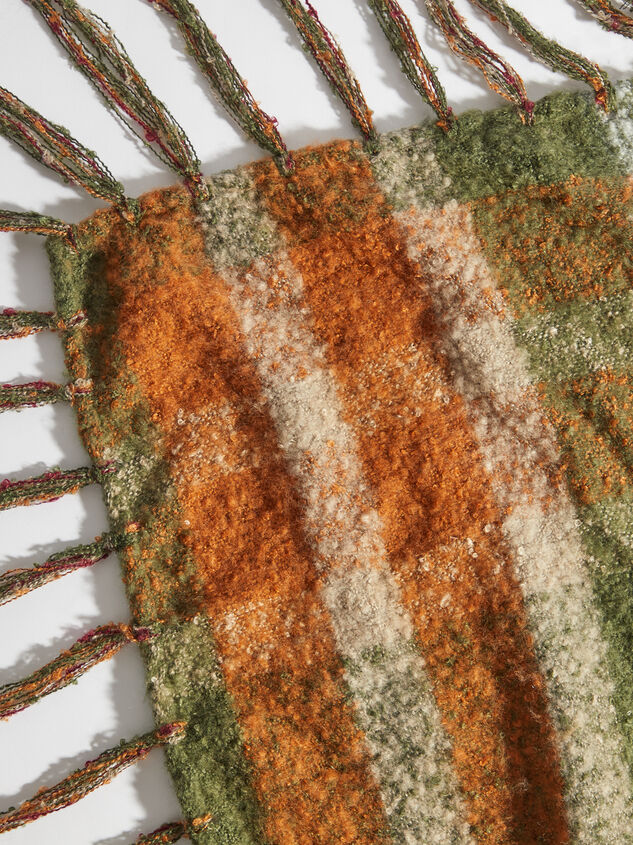 Patricia Plaid Scarf Detail 2 - Altar'd State