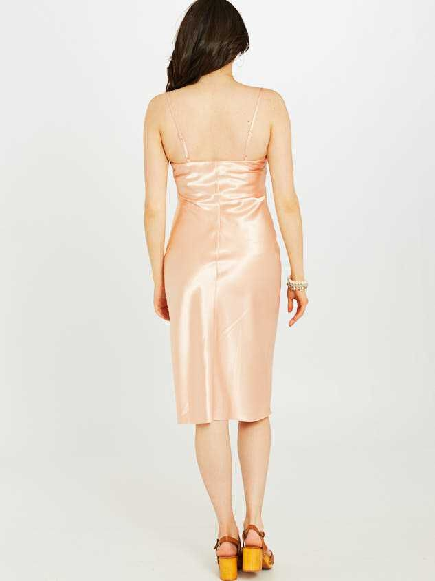 Carlotta Midi Dress Detail 4 - Altar'd State