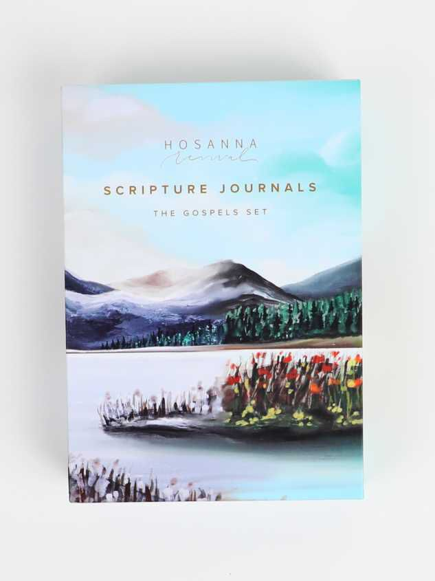 Scripture Journals - The Gospels Set - Altar'd State