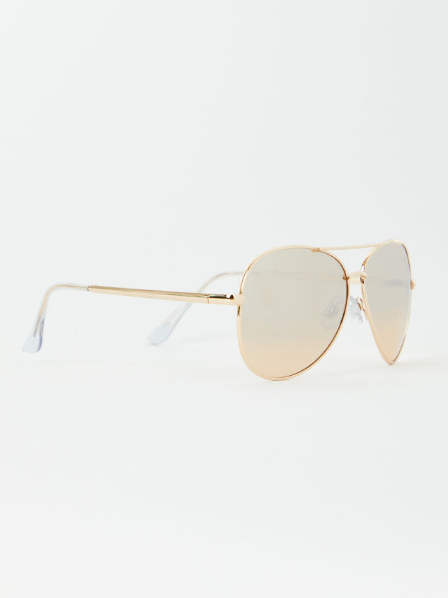 Gold Coast Sunglasses Detail 2 - Altar'd State