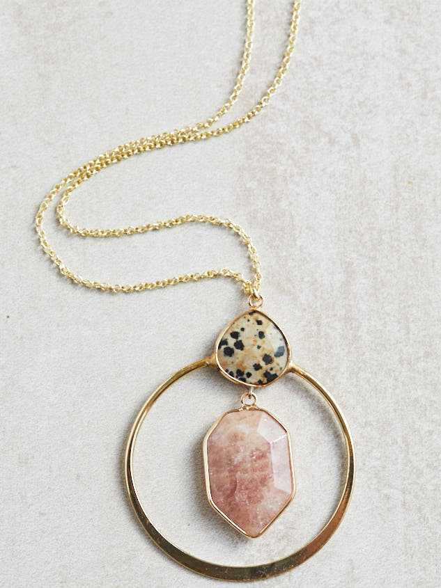 Barlow Necklace - Altar'd State