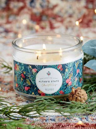Christmas Signature Scent Candle - Altar'd State