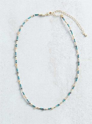 Patina Choker Necklace - Altar'd State