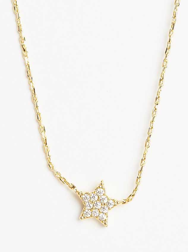 Dainty Star Necklace - Altar'd State