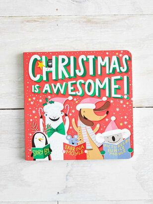 Tullabee Christmas is Awesome Book - Altar'd State