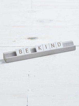 Be Kind Tabletop Message - Altar'd State