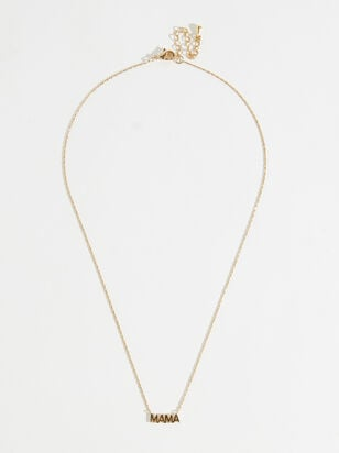 Mama 18k Gold Necklace - Altar'd State