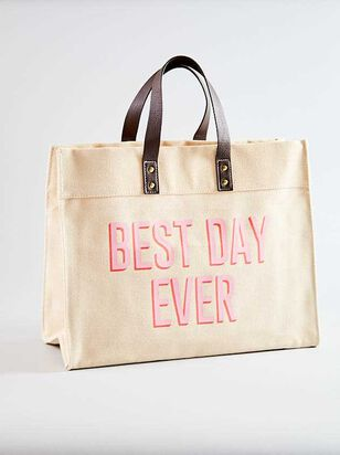 Vow'd Best Day Ever Travel Bag - Altar'd State