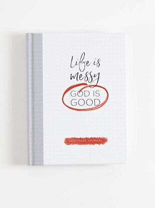 Life is Messy But God is Good Gratitude Journal - Altar'd State