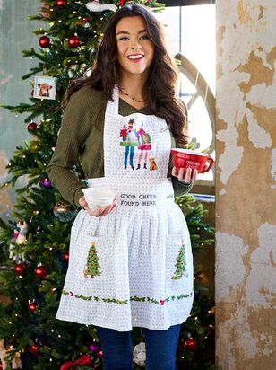 Good Cheer Apron - Altar'd State
