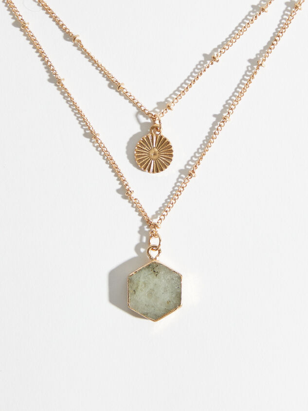 Bodhi Layered Necklace - Altar'd State