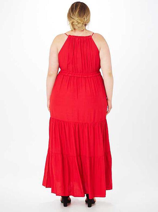 Serena Maxi Dress Detail 3 - Altar'd State