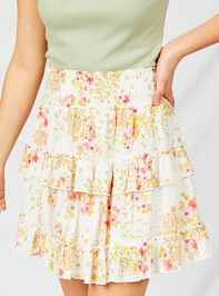 Cara Floral Skirt - Altar'd State