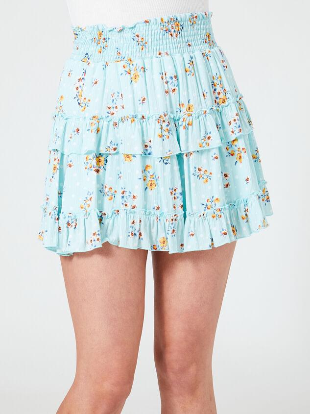 Macy Skirt Detail 2 - Altar'd State