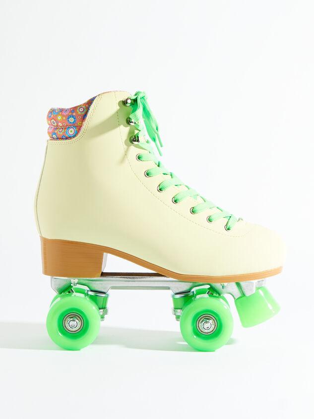 Honey Dew Retro Skates Detail 2 - Altar'd State
