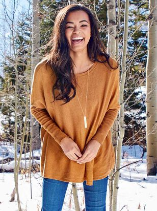 Cozy Comfort Pullover Sweater - Altar'd State