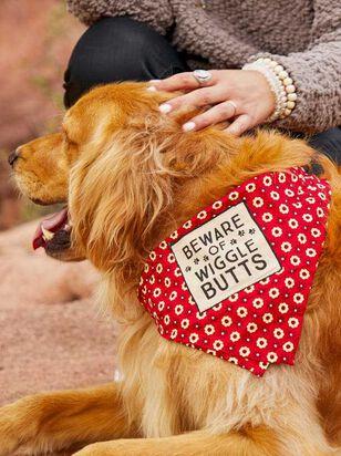 Wiggle Butts Pet Bandana - Large - Altar'd State