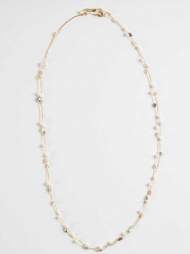 Savannah Rose Necklace - Altar'd State
