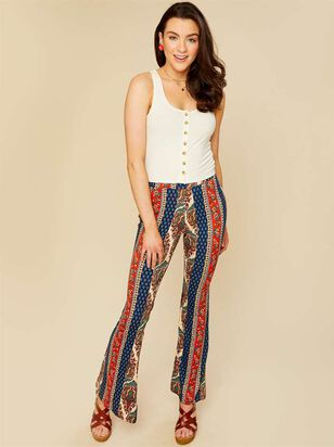 Marianna Flare Pants - Altar'd State