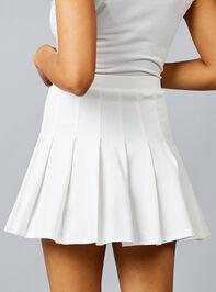 Santiago Tennis Skirt Detail 2 - Altar'd State